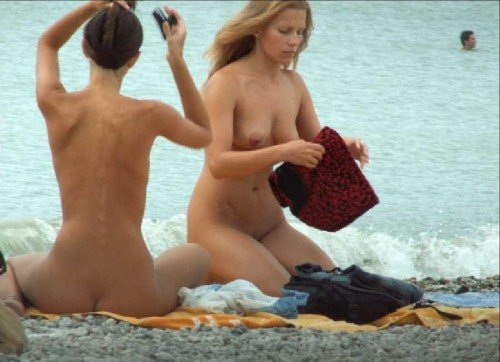 nudebeach6 500x362 Photo voyeur