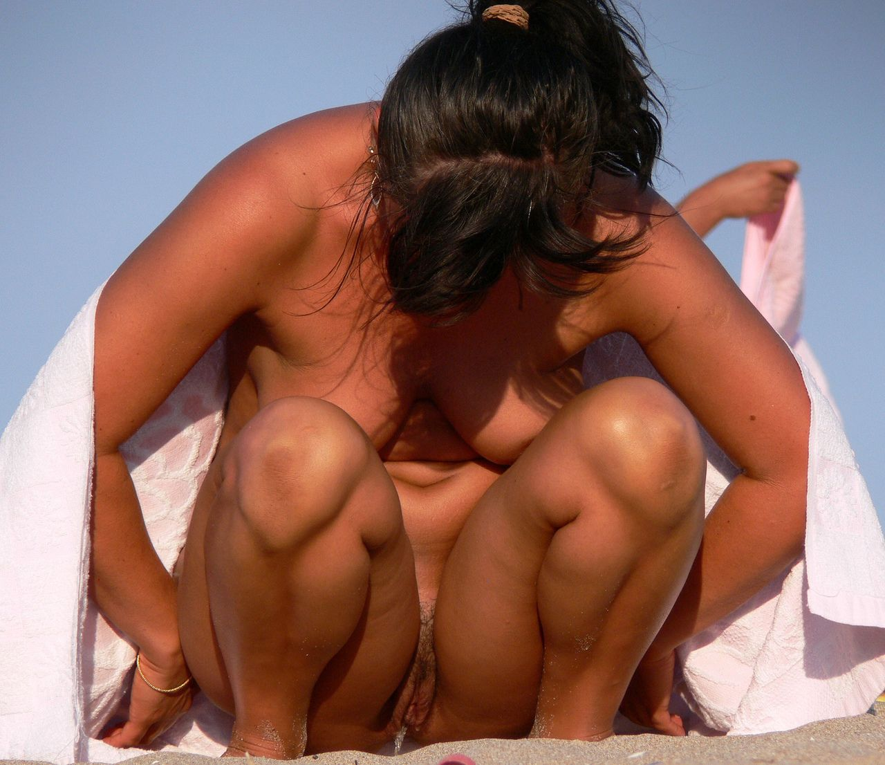 Voyeurisme Plage - 2Folie le sexe en photo et video porno